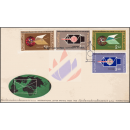 Internationale Briefwoche 1968 -FDC(I)-