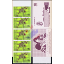 International Letter Week: Dragonfly (1332) -STAMP BOOKLET-