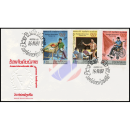 International Year of Disabled -FDC(I)-