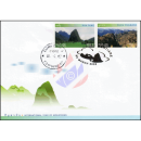 Internationales Jahr der Berge -FDC(I)-