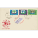 International Year of the book -FDC(I)-