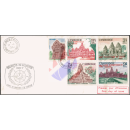 International Year of Tourism -FDC(I)-