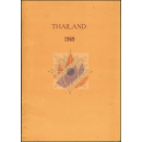 Yearbook 1969 from the Thailand Post with the issues from...