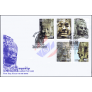 Khmer Culture: Faces of Angkor Wat -FDC(I)-