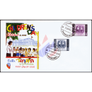 National Childrens Day 1961 -FDC(I)-