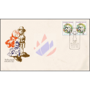 Childrens Day 1974 -FDC(I)-