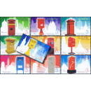 National Childrens Day 2016: Postboxes of ASEAN-States