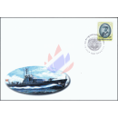 King Bhumibol 9th Series 100B (1786I) -FDC(I)-