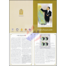 H.M. the King, Teacher for the Land -KB(II) FOLDER-