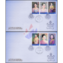 Queen Sirikit, Pre-eminent Protector of Arts & Crafts -FDC(I)-IST-