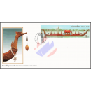 Royal Barge (II): Suphannahong -FDC(I)-