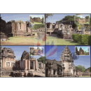Thai Heritage 1995: Phimai Historical Park -MAXIMUM CARDS-