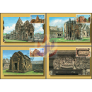 Thai Heritage 1998: Phanomrung Historical Park (II) -MAXIMUM CARDS-