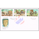 National Day 1985 -FDC(I)-