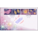 New Year 2011: Fireworks -FDC(I)-