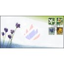 New Year 2005: Flowers (17th Series) -FDC(I)-
