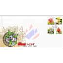 New Year: Endangered plants -FDC(I)-