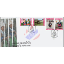 Hmong New Year celebrations -FDC(I)-