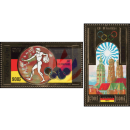 Olympic Summer Games, Munich -PERFORATED-
