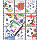 PREPAID POSTCARD: Football WM 2014 - Thai Rath Contest