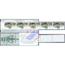 Prehistoric animals (dinosaurs) -STAMP BOOKLET-