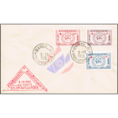 Red Cross Fund 1959 -FDC(I)-