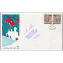 Red Cross 1976 -FDC(I)-