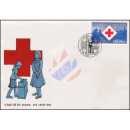 Red Cross 1983 -FDC(I)-