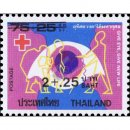 Red Cross 1985 - Overprint