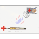 Red Cross 1988 -FDC(I)-