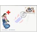 Red Cross 2001 -FDC(I)-