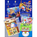 PERSONALIZED SHEET: DORAEMON and his Friends...