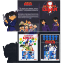 PERSONALIZED SHEET: Detective Conan from Gosgo Aoyama -PS(055-056)- (MNH)