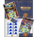 SONDERBOGEN: Disney/Pixar Monsters University -FOLDER...