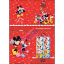 PERSONALIZED SHEET: Mickey Mouse and Friends-PS(063)...