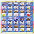 PERSONALIZED SHEET: ASEAN Landmark, Costume, Dish and Flower