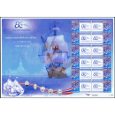 PERSONALIZED SHEET: 80th Anniversary of Thai Chamber of...