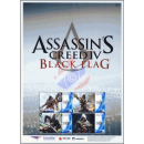 SONDERBOGEN: SICOM/UBISOFT Assassin´s Creed IV-Black Flag -PS(074)- (**)