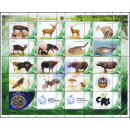 PERSONALIZED SHEET: World Wildlife Day 2014-Reserved Wild...
