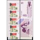 THAIPEX 89 - Postboxes -STAMP BOOKLET-