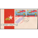 Armed Forces Day of Burma -FDC(I)-