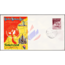 United Nation Day 1961 -FDC(I)-