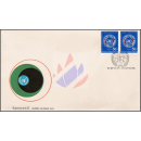 Tag der Vereinten Nationen 1968 -FDC(I)-
