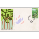 20th Anniversary of National Arbor Day -FDC(I)-