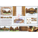 Thai Heritage Conservation 2011 -FOLDER- (MNH)