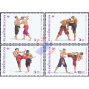 Thai Heritage Conservation 2003: Thai-Boxing