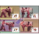 Thai Heritage Conservation 2003: Thai-Boxing -MAXIMUM CARDS-