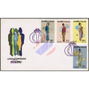 National Costumes of Thai Women -FDC(I)-