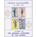 National Costumes of Thai Women (1) - WITHOUT DIGIT...
