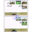 Tonle Sap - Wonder Water World -FDC(I)-